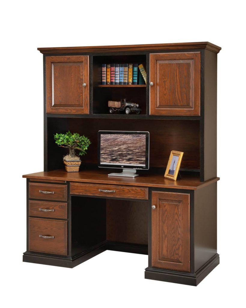 Harrington_6024 Computer Desk_6016 Hutch-1440x1800
