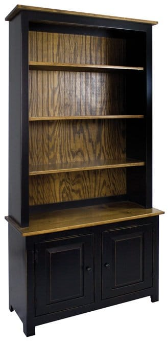 Hidden Acres Hutch Black-329x667